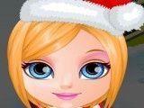 Bebê Barbie natal