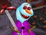 Olaf roupas de Halloween