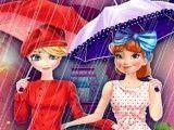 Anna e Elsa compras em Paris