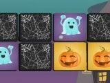 Jogo da memória festa do Halloween