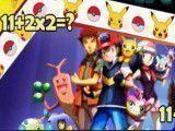 Matemática Pokemon