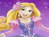Colorir princesa Rapunzel