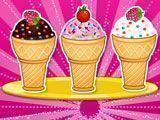 Fazer cupcakes de sorvete
