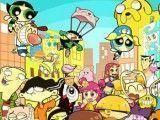 Puzzle dos desenhos animados