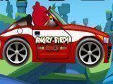 Angry Birds no carro