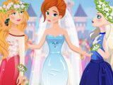 Barbie e Elsa noivas rivais