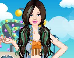 Barbie moda Hippie
