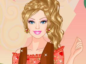 Barbie na fazenda