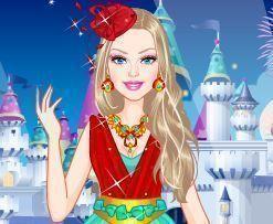 Barbie princesa das histórias infantis