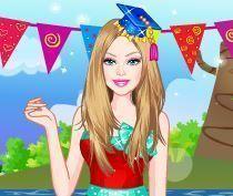 Barbie roupas para festa de formatura