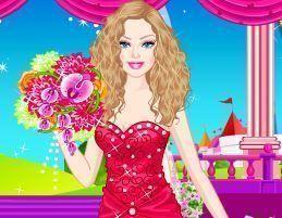 Barbie roupas para madrinha do casamento