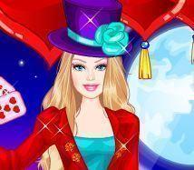 Barbie show de mágica