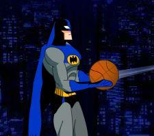 Basquete com Batman
