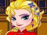 Elsa design  oriental