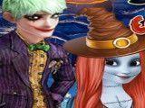 Casais da Disney rivais do Halloween
