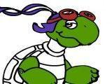 Pintar tartaruga ninja