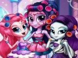 My Little Pony amigas no spa