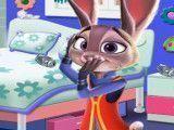 Judy limpar e decorar quarto
