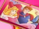 Princesa Aurora quebra cabeça