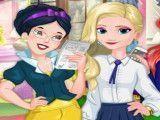 Vestir profissionais princesas