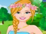 Barbie maquiar e vestir