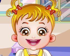 Bebê cozinheira