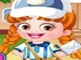 bebê Hazel roupas de carteira