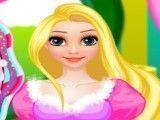 Rapunzel penteado fashion noiva