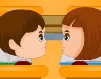 Beijo na aula