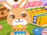 Quarto da Páscoa decoração