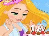 Rapunzel aniversário surpresa