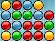 Bolas coloridas estourar