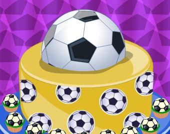 Bolo Fifa 2014 decorar