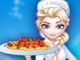 Elsa fazer receita  penne
