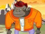 Roupas para gorila