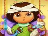 Hospital com Dora