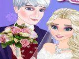 Elsa e Jack casar
