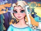 Cuidar dos olhos da Elsa grávida