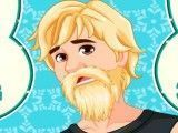 Kristoff fazer barba