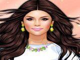 Maquiar famosa Selena