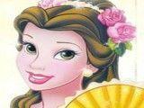 Jogo da memória princesa Bela
