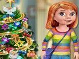 Riley decoração do natal