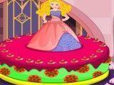 Bolo da princesa Cinderela decorar