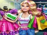 Barbie no shopping