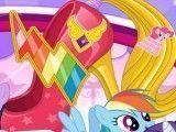 My Little Pony sapato novo