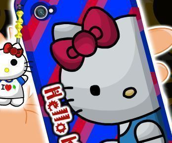 Capa de celular Hello Kitty