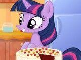 Twilight preparar bolo