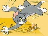 Pintar desenho Tom e Jerry