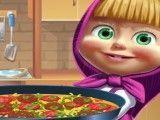 Pizza da Masha fazer