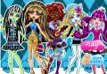 Criar looks para as monster high